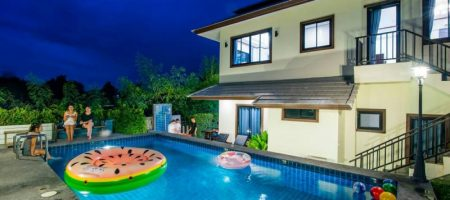 Beautiful Pool Villa for Sale Soi HuaHin 70 (11350)