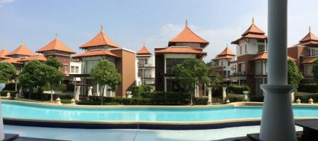 Beautiful Condominium with Pool View for Rent (40446)