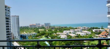 Beautiful Condominium with Sea View for Sale (20744)