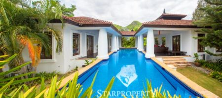 Balinese Style Villa for Rent (30513)