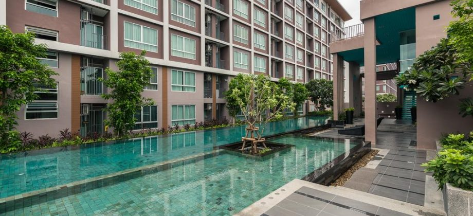 Studio Unit at Baan Khunkoey for Sale (20763)