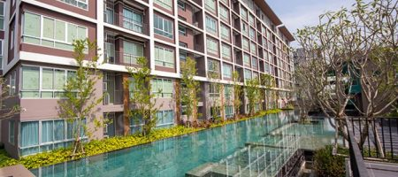 Condominium in Hua Hin for Rent (40400)