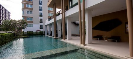 Condominium in Hua Hin for Rent (40460)