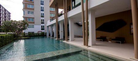 Condominium in Hua Hin for Rent (40460)