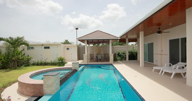 Beautiful Pool Villa for Rent Hua Hin Soi 88 (30694)