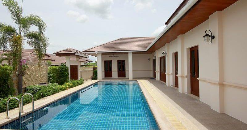 Pool Villa for Rent Hua Hin Soi 88 (30693)