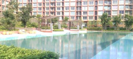 Condominium in Cha Am for Rent (40461)