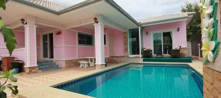 Beautiful Pool Villa for Rent HuaHin Soi 6 (30696)