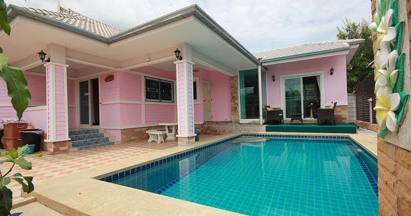 Beautiful Pool Villa for Rent HuaHin Soi 6 (30696)