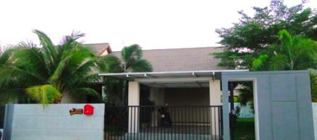 Bungalow in Hua Hin for Rent (30220)