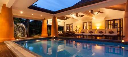 Fantastic Luxury Bali House with Private Pool (30516)