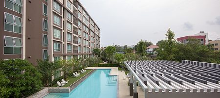 Condominium in Hua Hin for Rent (40469)