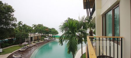 2 Bedroom Unit at Baan Sansuk on the Beach (40695)
