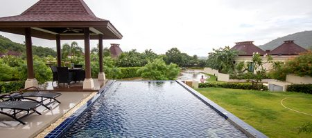 Beautiful Pool Villa for Rent (30548)