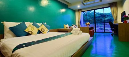 Franjipani Resort Hua Hin Room Type Superior for Rent (40671)
