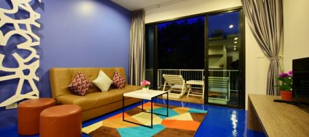 Franjipani Resort Hua Hin Room Type Suite for Rent (40672)