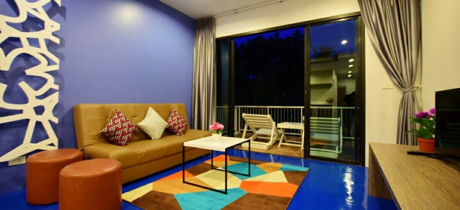 Franjipani Resort Hua Hin Room Type Suite for Rent (40672)