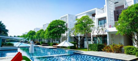 Franjipani Resort Hua Hin Room Type Air Studio for Rent (40670)