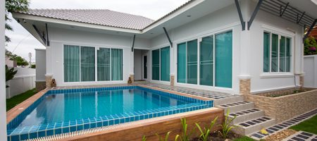 Modern Thai Style Pool Villa in Hua Hin (30529)