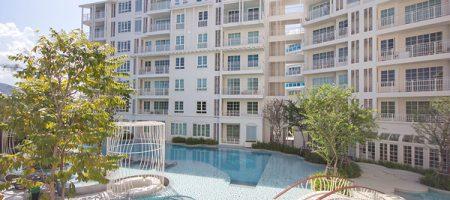 Condominium Near Takiab Beach for Rent (40418)
