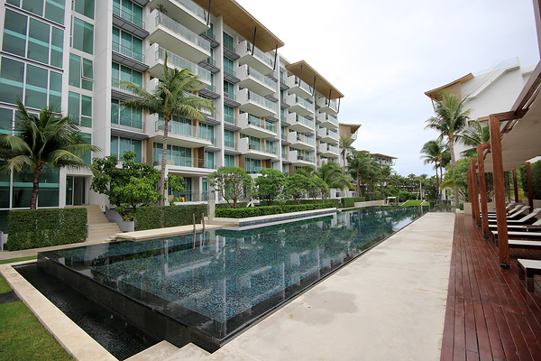 Condominium on the Beach in Hua Hin (20742)