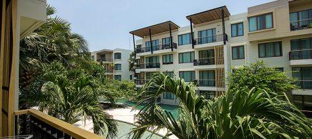 2 Bedrooms for Rent in Baan Sansuk (40681)
