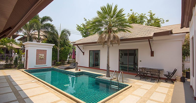 Beautiful Pool Villa for Rent (30642)