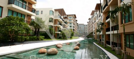 Nice Condominium for Rent at Baan Sansuk (40276)