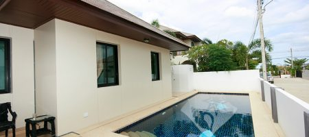 Beautiful Pool Villa for Rent (30329)