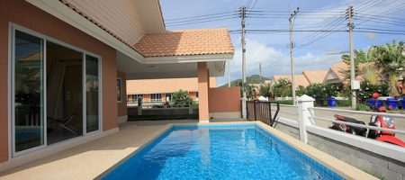 Bungalow in Hua Hin for Rent (30509)