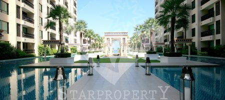 Luxury Unit At Marrakesh for Rent (40277)