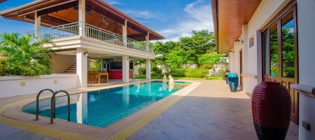 High Quality Pool Villa for Rent (30635)