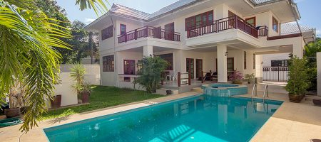 Wonderful Two Storey House for Rent (30627)