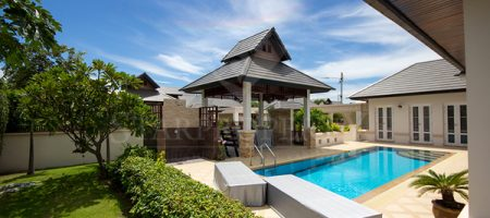Beautiful Pool Villa for Rent (30450)