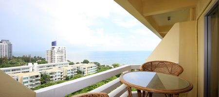 Sea View Condominium for Rent (40427)