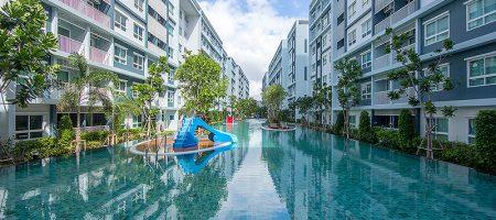 Condominium in Hua Hin for Rent (40553)
