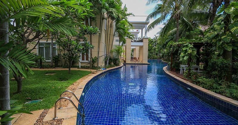 Blue Lagoon Hua Hin Condominium  (20728)