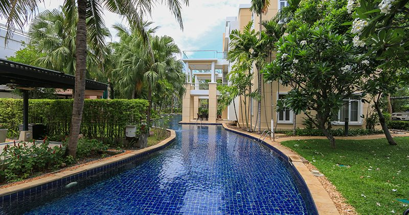 Top Floor Blue Lagoon Hua Hin Condominium (20727)