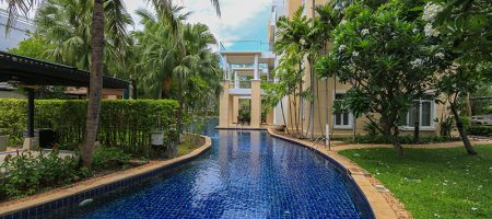 Top Floor Blue Lagoon Hua Hin Condominium (20726)