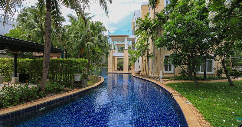 Top Floor Blue Lagoon Hua Hin Condominium (20726)