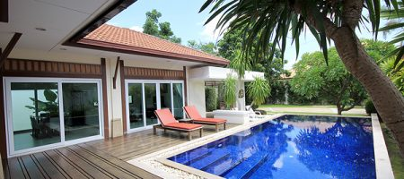 Magnificent Pool Villa For Rent (30459)