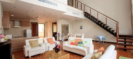 Beautiful Condominium with Pool View for Rent (40291)