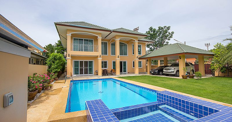 House in Hua Hin for Rent (30663)