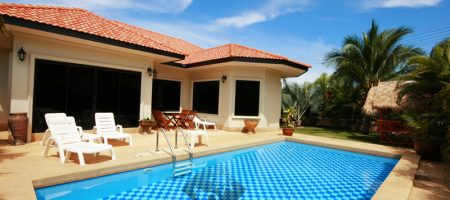 Beautiful Villa with Pool at Orchid for Rent (30277)