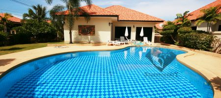 Beautiful House with Pool at Orchid for Rent (30278)