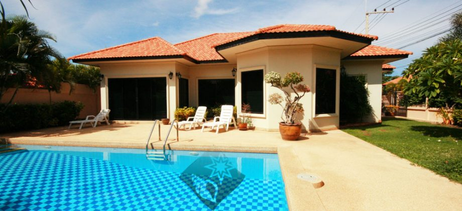 Beautiful Pool Villa at Soi 114 for Rent (30274)