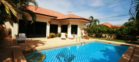 Beautiful Villa with Pool at Soi 114 for Rent (30276)