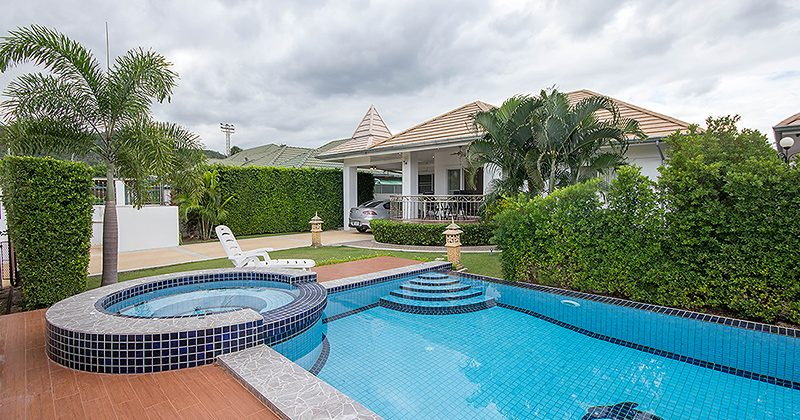 Beautiful Pool Villa for Rent (30632)