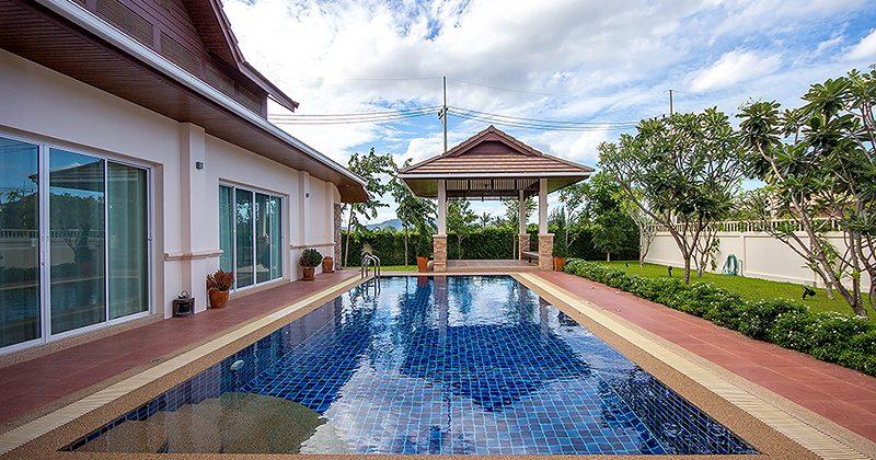 Pool Villa for Rent at Hillside Hamlet (30636)
