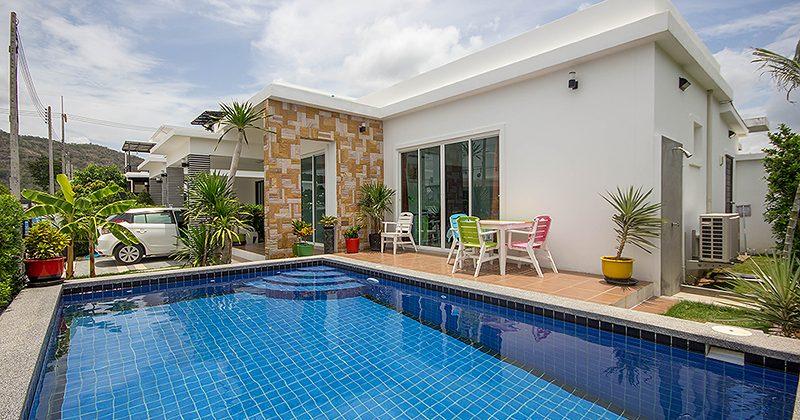 Beautiful House Soi 6 (30639)